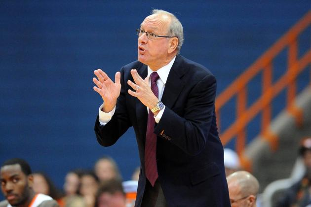 Boeheim Keeps Orange Ego in Check