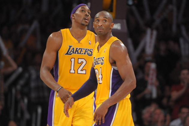 Dwight Howard-Kobe Bryant Defensive Feud Proves D12 Won't Kiss Mamba's Ring