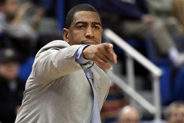 As Expected, UConn Having Trouble Grabbing Rebounds