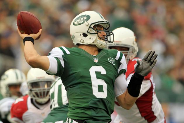 Mark Sanchez Has Played His Way out of New York, so Who's Up Next at Jets QB?