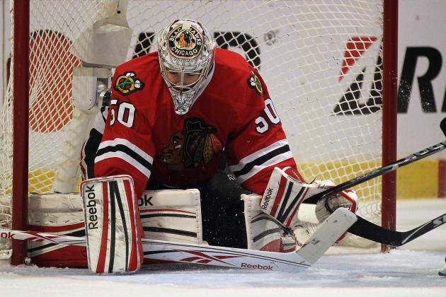Chicago Blackhawks: Does the Team Have the Goaltending to Make a Cup Run?