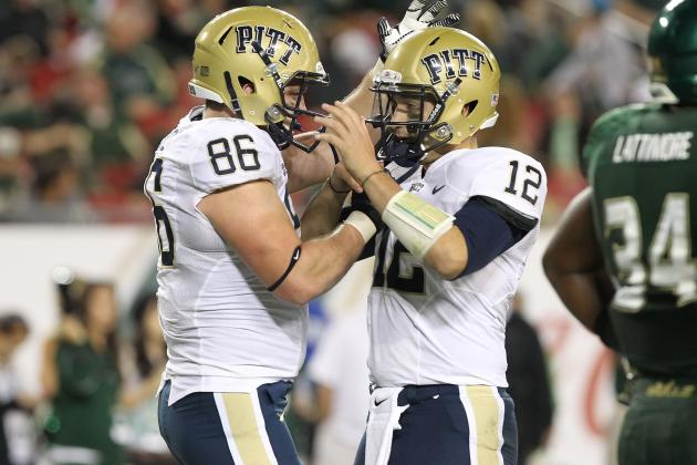 Former Shaler and Pine-Richland Football Players Help Pitt Earn Bowl Bid