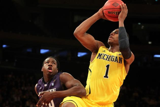 Glenn Robinson III Smoothly Fitting into Offense Without Much Effort