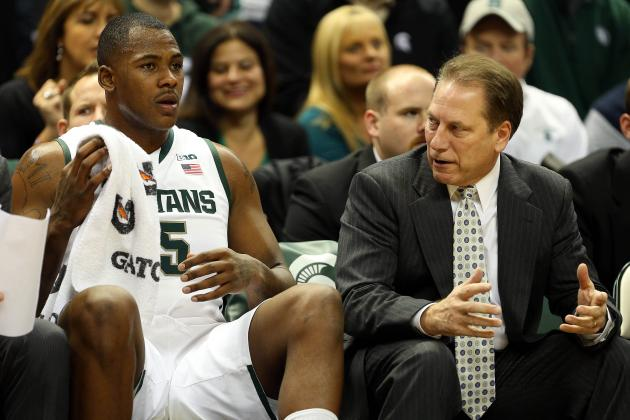 Coach Tom Izzo Not Pleased with Michigan State's Lack of Zeal in Rout