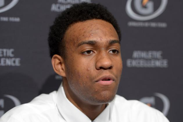 Michigan State Gets Another Close Look at Top Recruit Jabari Parker
