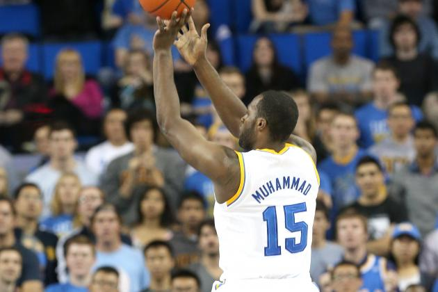 UCLA Wins, but It's No Great Exhibition