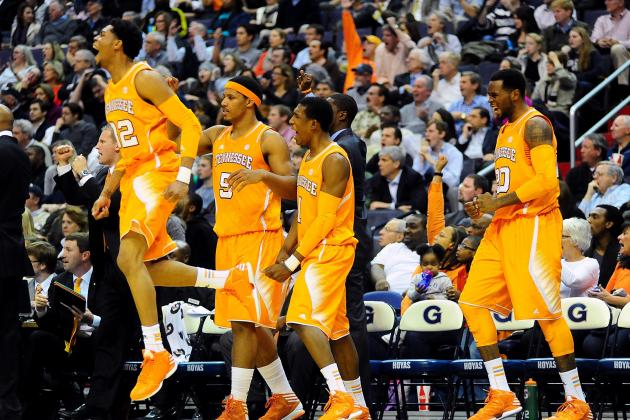 Cold-Shooting Vols Fall, 46-38