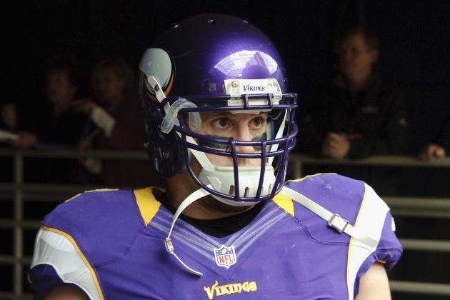 Vikings LB Wants Fans 'Super-Duper Drunk'