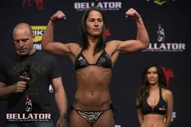 Jessica Eye: 'Fighting Has Brought My Family Together'