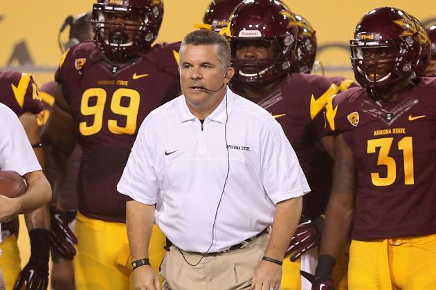 Los Angeles Safety Commits to Sun Devils