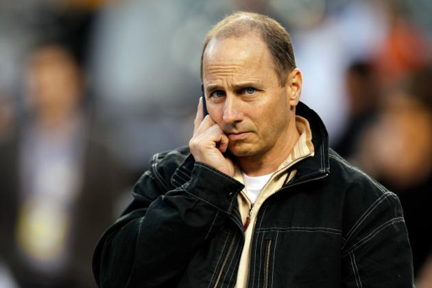 Yankees' Issue Isn't Age, It's Many Years of Throwing Money at a Problem