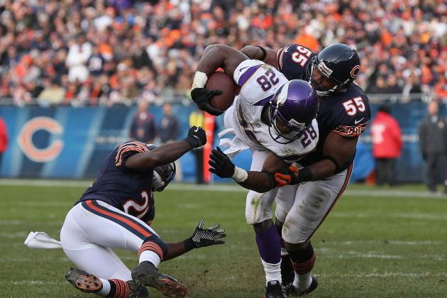 Bears vs. Vikings:  Analyzing Minnesota's Offense for Week 14
