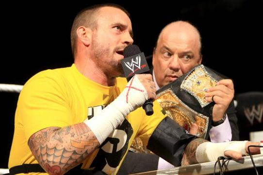 WWE TLC: With CM Punk Injured, a Different Take on What Could Happen at the PPV