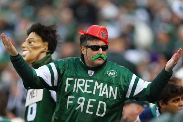 Just How Bad Are Things Getting for the New York Jets?