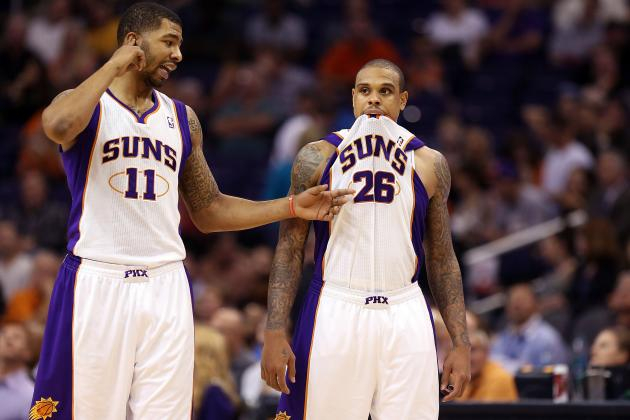 Suns Looking to Snap Skid Against Mavericks