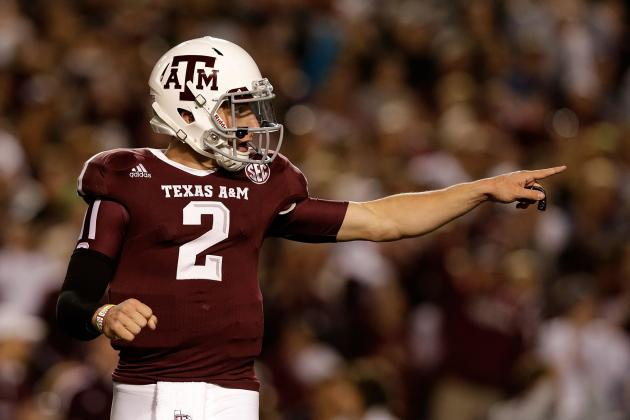 2012 Heisman Trophy Race: Why Johnny Manziel Will Not Win