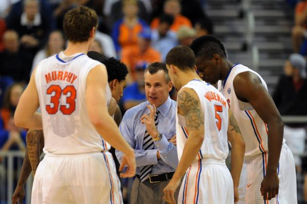 Donovan's Message to Undefeated Gators: Keep Calm and Play on