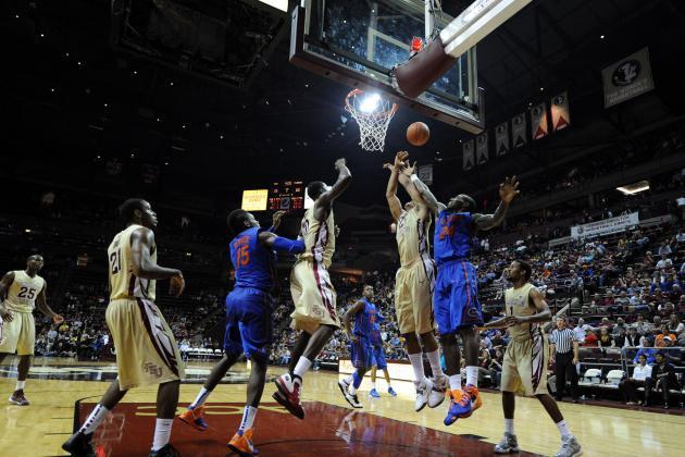 Undefeated Florida Gators' Defense Stifles FSU in 72-47 Romp