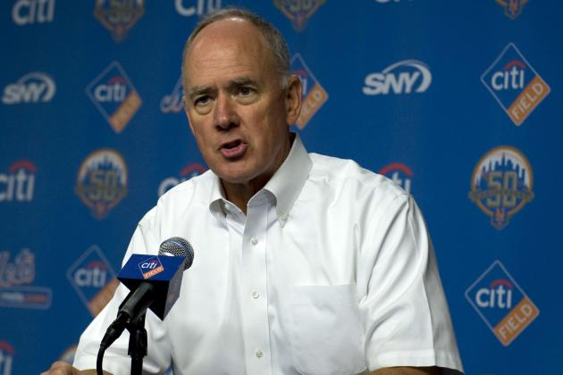 How Well Did Sandy Alderson Do at the Winter Meetings?