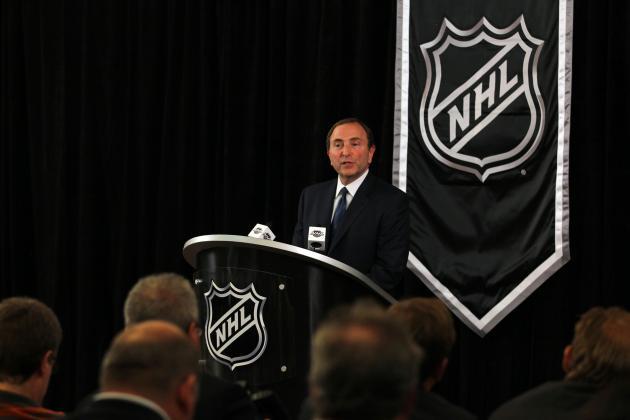 Kovacevic: Penguins, Bettman Best Buds
