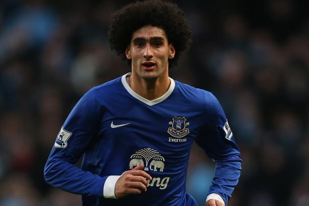Zenit Register Fellaini Interest