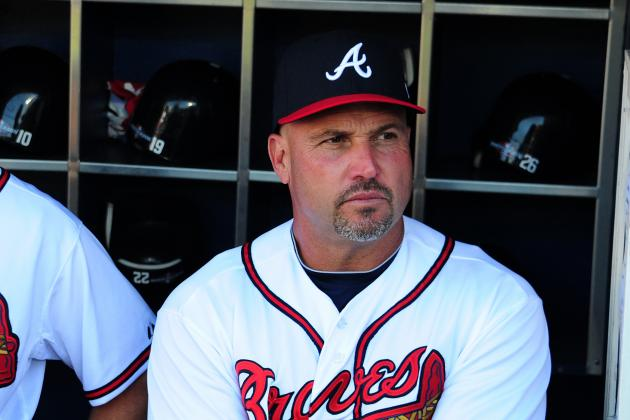 Braves Leave Nashville with No LF, but Not Worried
