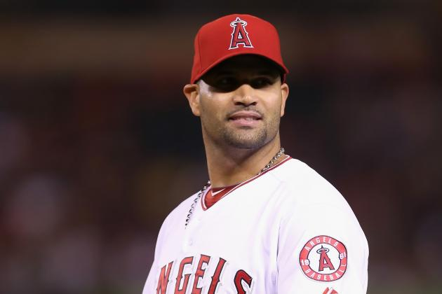 Pujols' Departure: One Year Later