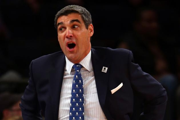 This Fake Rumor About Jay Wright Resigning Because He Knocked Up a Co-Ed