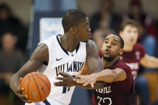 Temple warms up to down cold Villanova