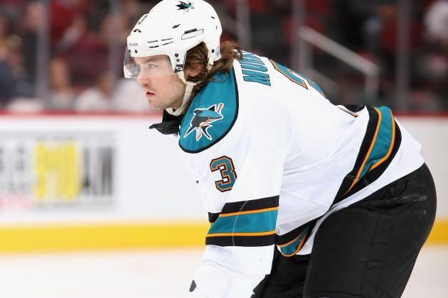 Report: Sharks' Murray Leaves Swedish Club