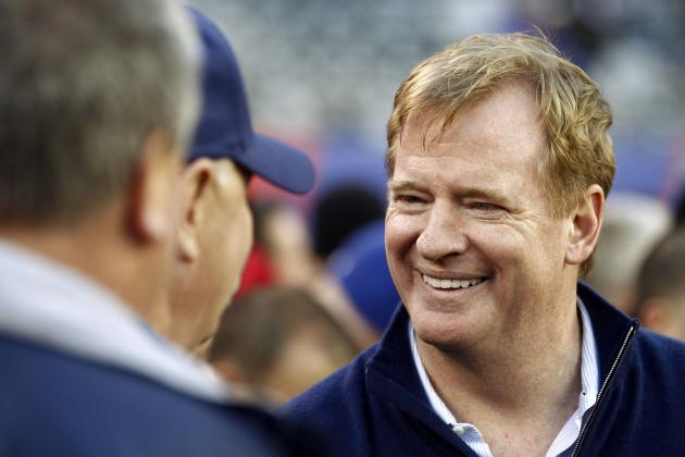 Roger Goodell Considers the Elimination of Kickoffs