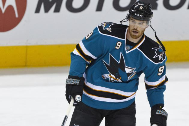 Sharks Notes: Havlat Returns to San Jose