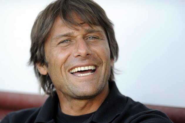 Antonio Conte Set for Juve Return
