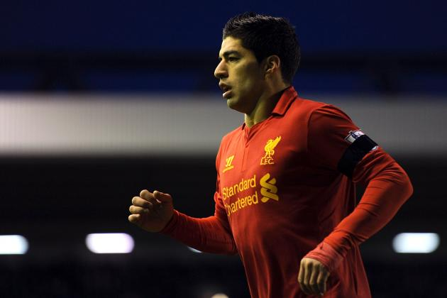 Suarez Linked to Juventus' January Striker Need