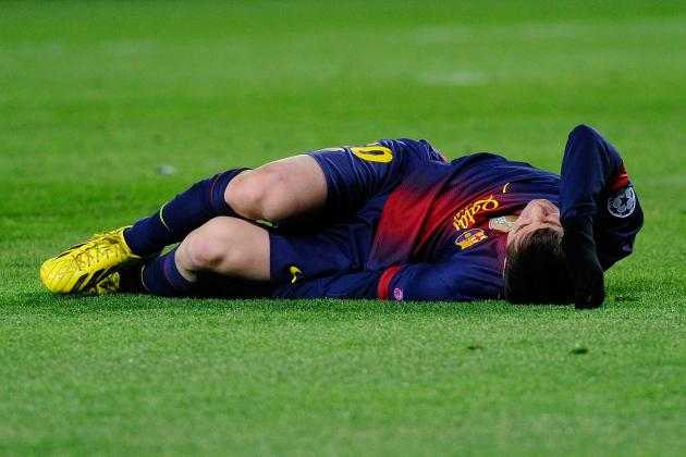 Lionel Messi Injury: A Defense of FC Barcelona Manager Tito Vilanova
