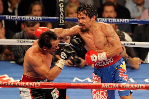 Manny Pacquiao vs. Juan Manuel Marquez: Epic Fight Sure to End in Knockout