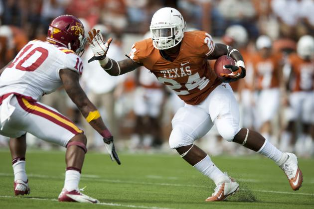 Texas Football: What Slew of Injuries Means for Horns' Alamo Bowl Chances