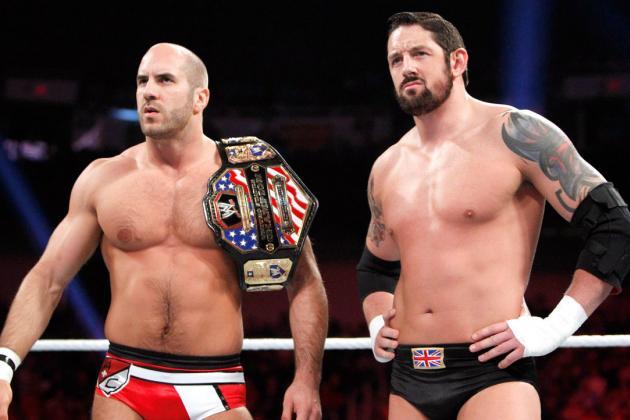 Antonio Cesaro, Wade Barrett and Brawling in Today's WWE