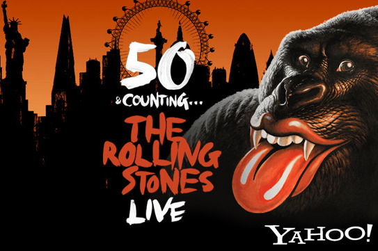 WWE News: Yahoo! Gets in the Ring with The Rolling Stones and WWE