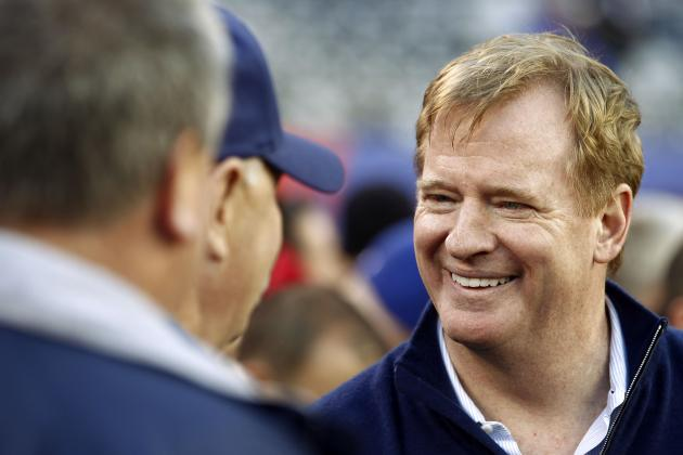 NFL: Roger Goodell Considering End to Kickoffs Is Another Bad Idea