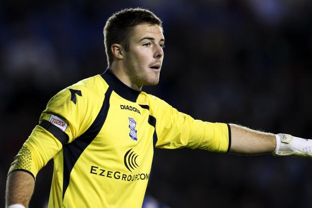 Everton and Liverpool in Mersey Battle for Jack Butland