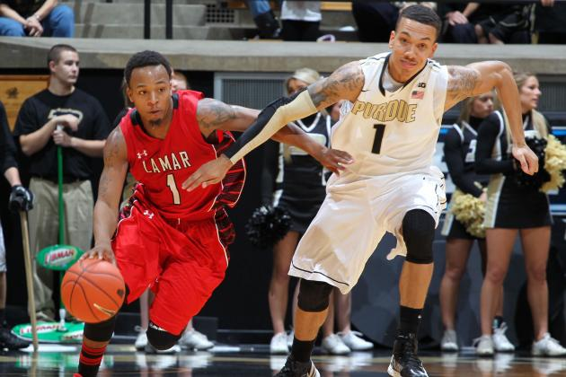 Purdue Dominates Lamar in Lopsided Victory