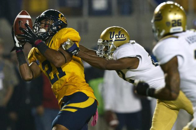 Cal Wide Receiver Keenan Allen Enters 2013 NFL Draft