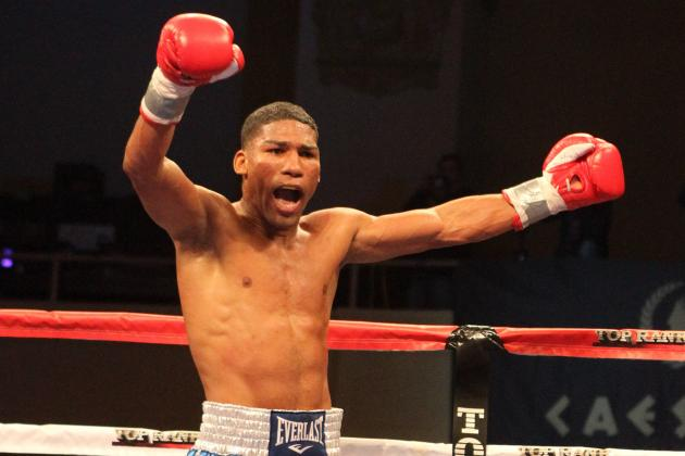 Yuriorkis Gamboa vs Michael Farenas: Fight Time, Date, Stream, TV Info, More