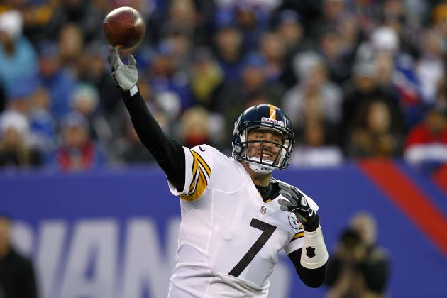 Steelers Announce Ben Roethlisberger Will Start Sunday vs. Chargers