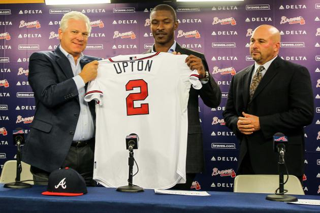 BJ Upton and More MLB Stars Who Will Shine with New Teams