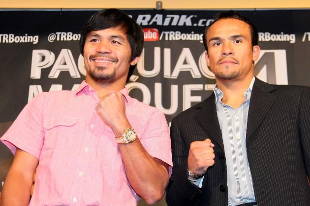 Pacquiao vs. Marquez Odds: Best Vegas Bets for Main Fight Card