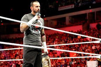 Update on Plans for CM Punk Going Forward; Will He Still Be on Raw?