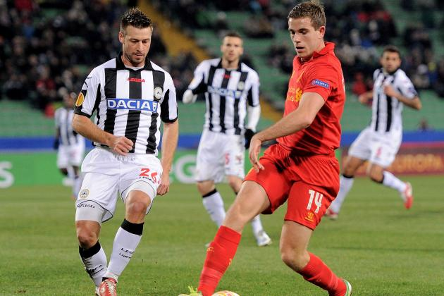 Udinese 0 Liverpool 1: match report - Telegraph
