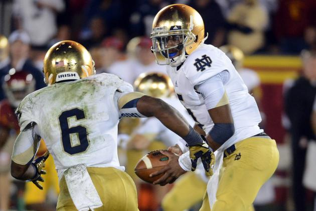Notre Dame Football: How Irish Can Slow Crimson Tide in Title Tilt